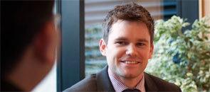 Stewart Hogg, Client Service Manager, Clients Department