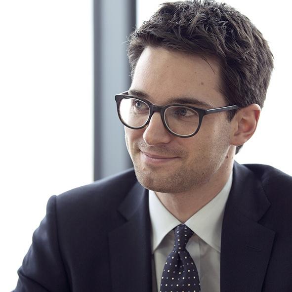 Moritz Sitte, fund manager, European Fund
