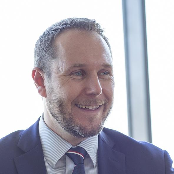 Stephen Paice, fund manager, European Fund