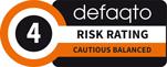 Defaqto Risk Rating 4 logo