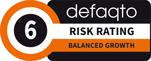 Defaqto Risk Rating 6 logo